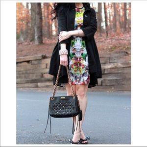 Prabal Gurung Target Dress Fit & Flare Floral 10
